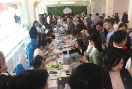 Cơn sốt BĐS Uông Bí New City, hơn 600 lô đất nền đã có chủ nhân