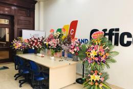 Chính thức khai trương Công Ty CP TM & DV Bất Động Sản HQC