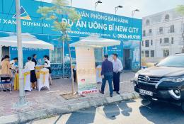 Rộn ràng Lễ mở bán nhà phố liền kề thương mại FLORENCIA Uông Bí