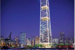 Tập đoàn FLC xây dựng siêu tòa tháp cao 72 tầng tại Hải Phòng