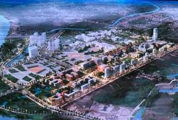 Xây dựng thành phố giáo dục 13.000 tỷ tại Quận Bắc Sông Cấm Hải Phòng