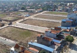 UBND Huyện Thủy Nguyên tổ chức đấu giá 99 lô đất tại Khu Khau Da, xã Thủy Sơn