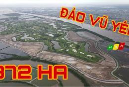 VinWonder Vũ Yên - Siêu dự án 1 tỷ USD của Tập Đoàn VinGroup tại Thủy Nguyên