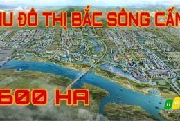 Thành phố Hải Phòng chi 140.000 tỷ xây dựng Đại đô thị Bắc Sông Cấm tại Thủy Nguyên